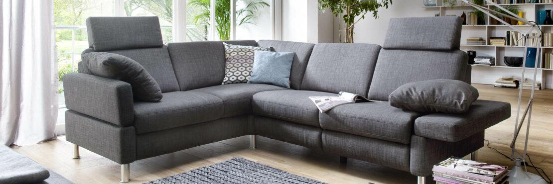 Das Sofa als Raumteiler: So funktioniert es richtig!