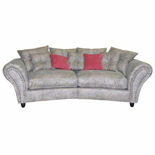 "Trendstore ""Ginu"" Big Sofa frontal"