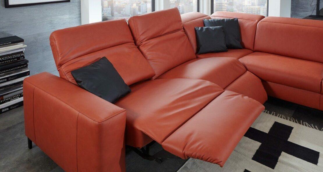Sofa mit Liegefunktion