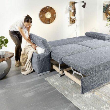 Richtig auswählen: Schlafsofa oder Sofa mit Schlaffunktion?