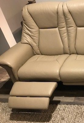 "Stressless ""Lux"" Sofa"