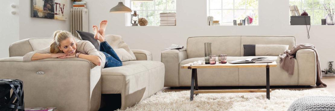 Der beste Bezugsstoff für das neue Sofa