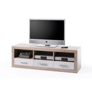 """Trendstore """"Balis"""" TV-Lowboard Eiche-Weiß Breite 147 cm"""
