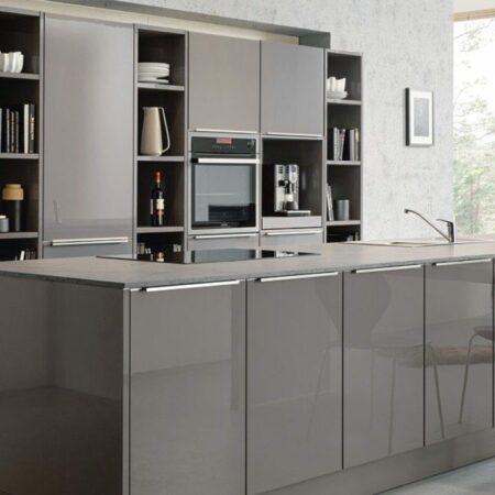 Glänzende oder matte Küchenfronten? Vor- und Nachteile auf einen Blick
