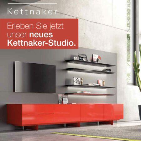 Besuchen Sie unser neues Kettnaker Studio im Stumpp Wohnen