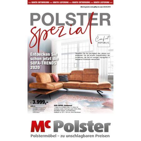 McPolster: Polster Spezial