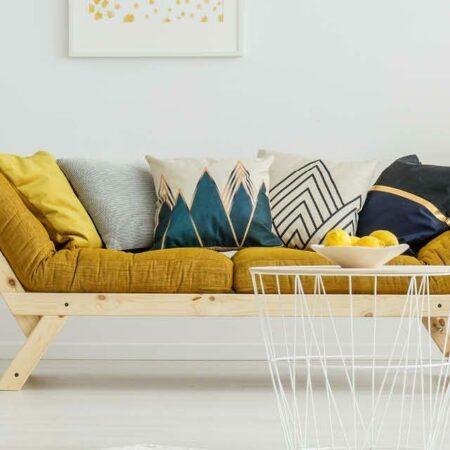 Stilsichere Accessoires für Ihr Sofa finden
