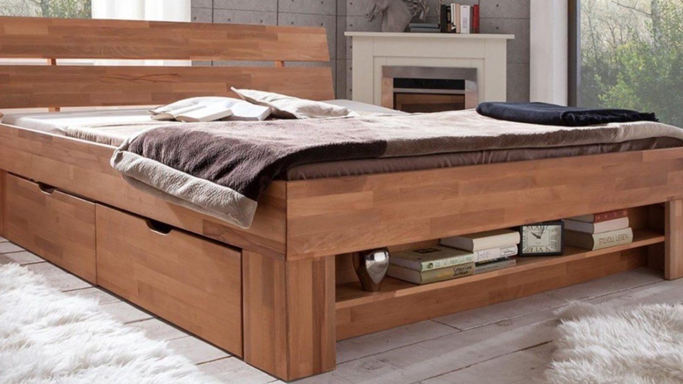 Stauraumwunder Bettkasten So Nutzen Sie Den Platz Unter Dem Bett