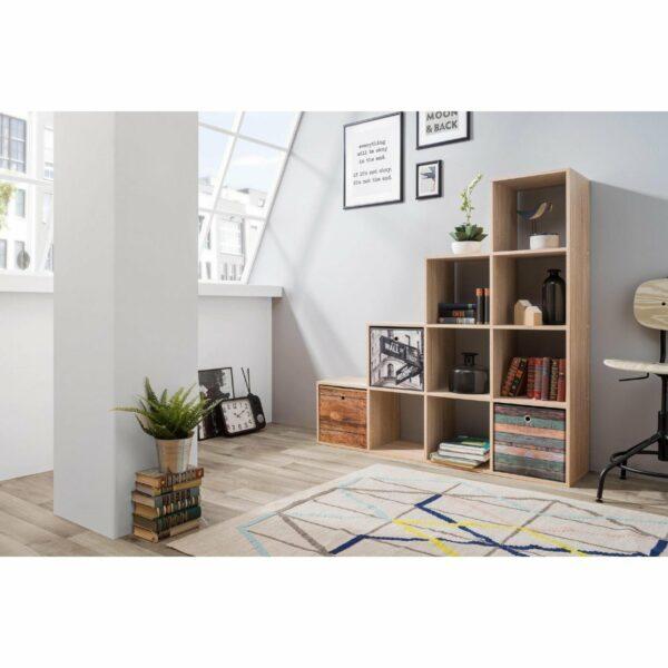 """Trendstore """"Fiette"""" Raumteiler, Ambiente, Farbe Eiche Sägerau"""
