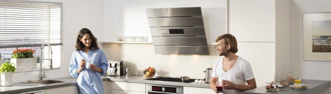 Mehr Möbel als Küchengerät: Dunstabzugshauben entwickeln sich weiter