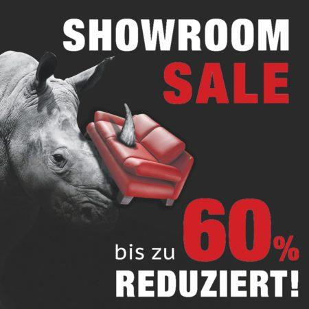 Showroom Sale: Bis zu 60 % Rabatt bei Möbel DICK