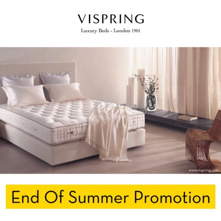 "End of Summer: Vispring ""Better Beds"" kaufen und sparen"