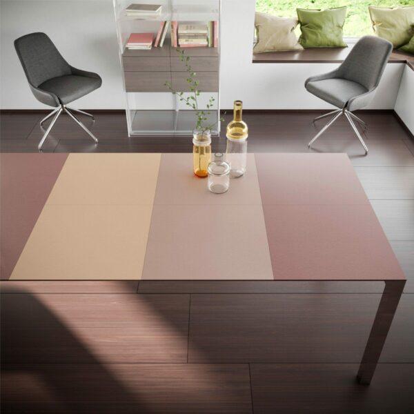 """Willisau """"Prato"""" Esstisch ausziehbar <br/>- mit Tischplatte Holz - Esstische"""