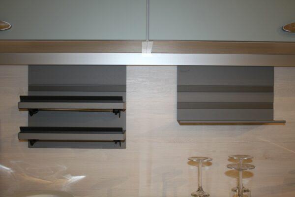 """Küchenblock """"B157794E1112"""" - Folienabroller und Universalablage"""