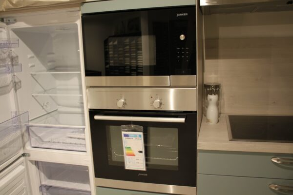 "Küchenblock ""B157794E1112"" - Mikrowelle und Backofen"
