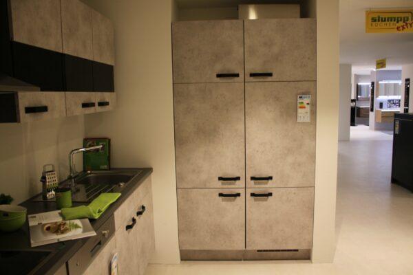 """Küchenblock """"B178209E1112"""" - Junker JC20GB20 Kühlschrank mit Gefrierfach"""