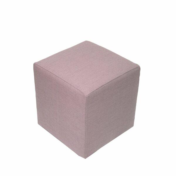 """Trendstore """"Luan"""" Hocker in rosa"""