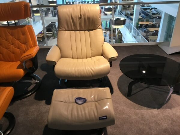 "Stressless ""Crown L"" Sessel"