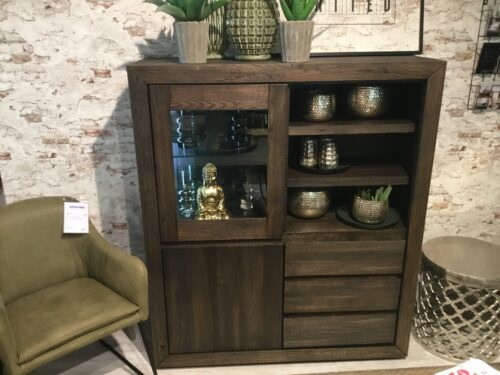 "Styles United ""Davao"" Highboard"