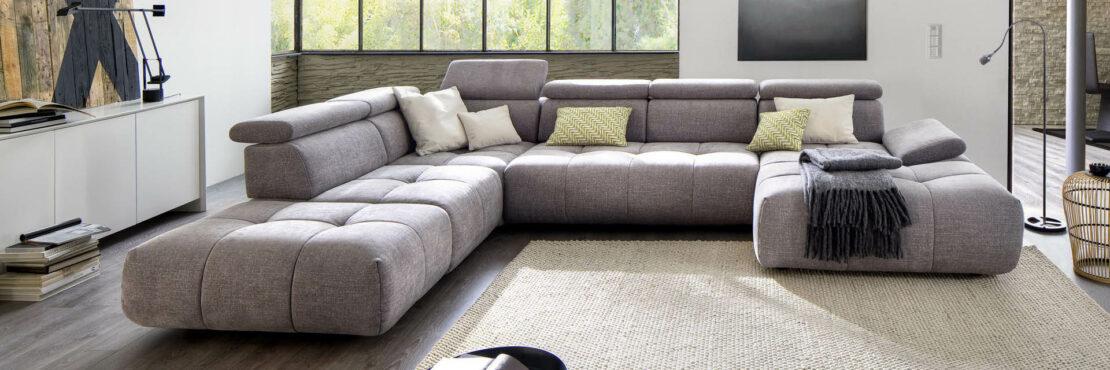 Gestell, Unterfederung, Polsterung: Innere Werte zählen bei Sesseln und Sofas