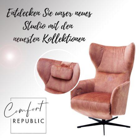 Neues Comfort Republic Studio mit den neuesten Kollektionen