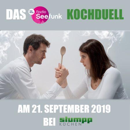 Radio Seefunk Kochduell am 21.09.2019 bei Stumpp Küchen
