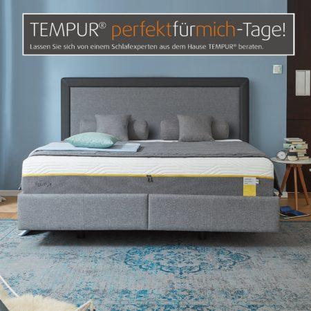 TEMPUR® perfekt-für-mich-Tage