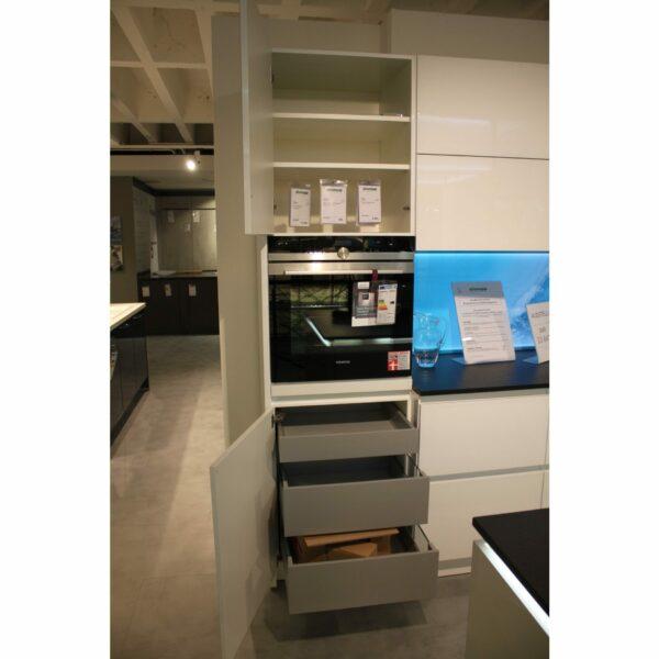 """Küchenblock """"BL501521"""" - Schranktüren und Schubladen offen"""