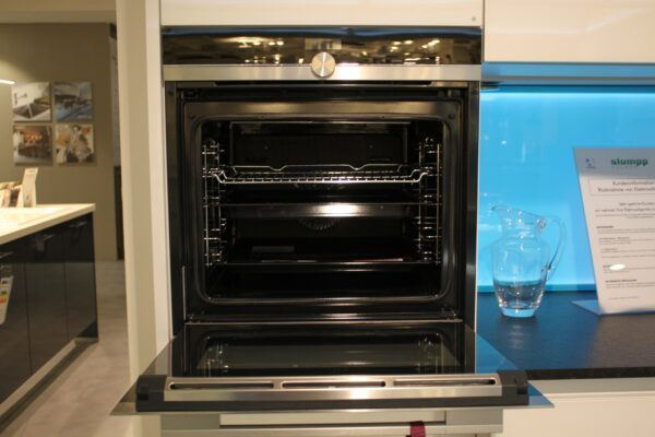 """Küchenblock """"BL501521"""" - Backofen geöffnet"""