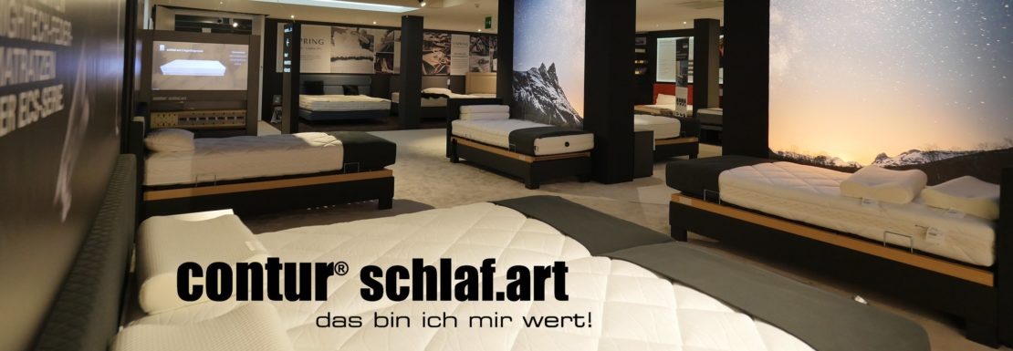 Contur® schlaf.art Studio bei Möbel DICK