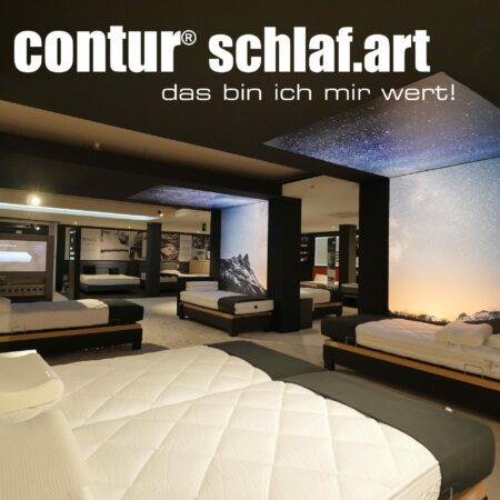 Neuheit: Contur Schlaf.art Studio bei Möbel DICK