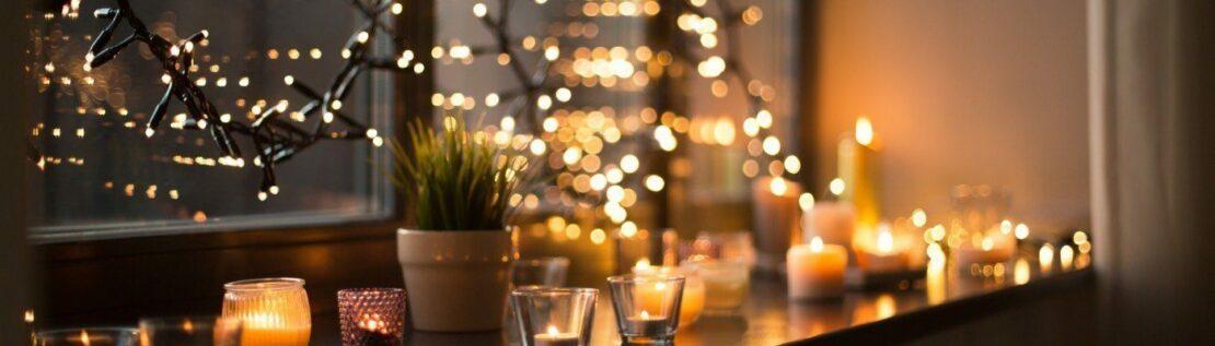 Jahreszeitliche Deko: Weihnachten in der Küche