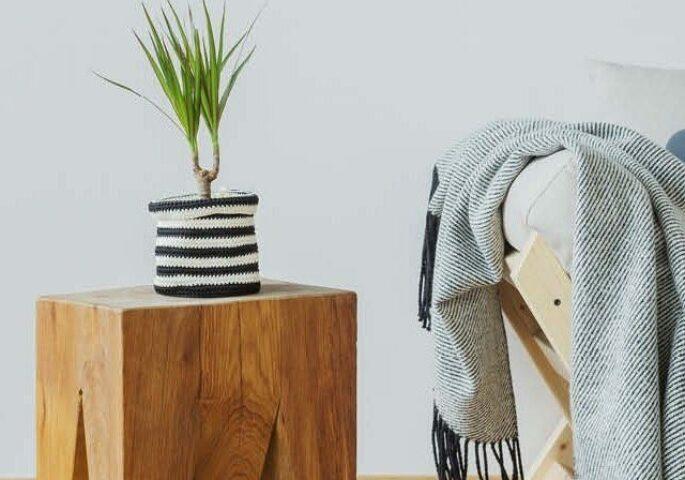 Wohnraum organisch und natürlich gestalten