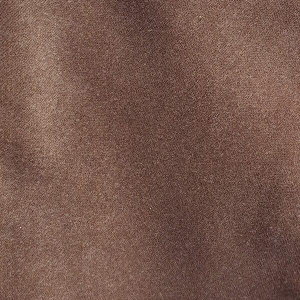 "Raum.Freunde ""Viggo"" - Textilgewebe Bezug braun"
