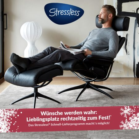 Stressless® Schnell-Lieferprogramm vor Weihnachten