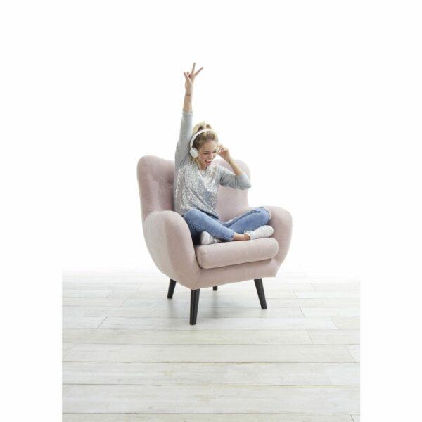 "Trendstore ""Nekra"" Sessel, dunkelgrün, Ambiente 2"