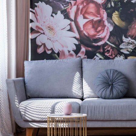 10 Tipps: Das Wohnzimmer mit wenigen Handgriffen verwandeln