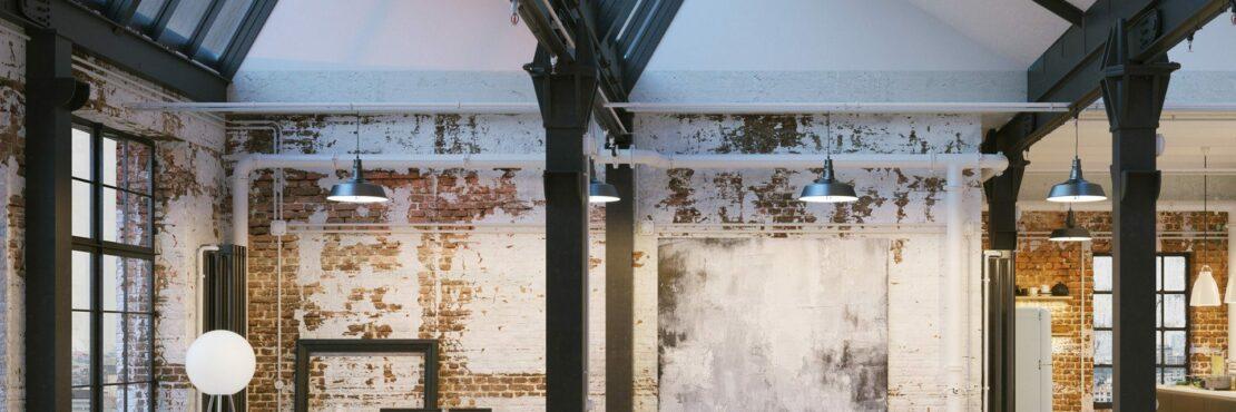 Industrial Design: Fabrik-Chic für daheim