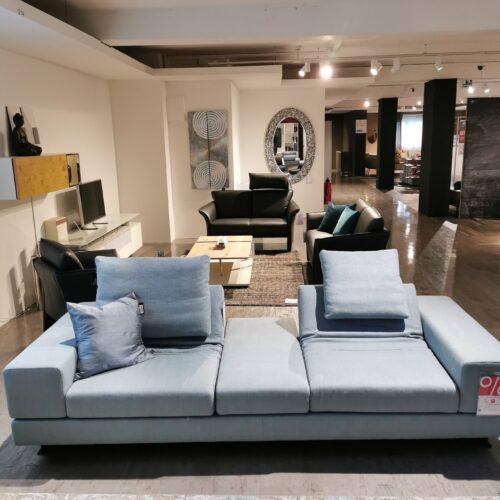 Intertime Lax 3-Sitzer-Sofa