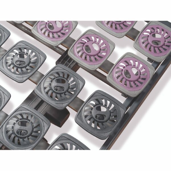 Tempur Lattenrost Premium Flex Detailansicht