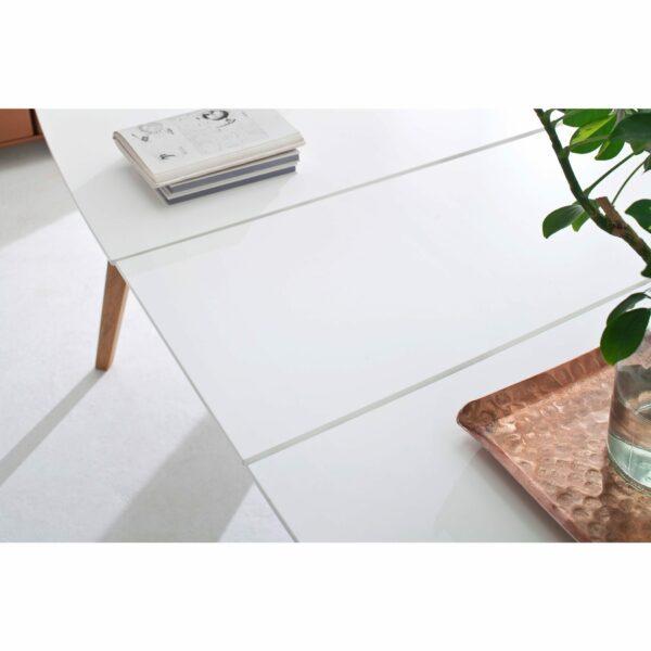 Trendstore Tiri Tisch - Aufnahme von oben