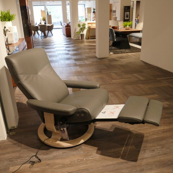 Stressless Dover Sessel - Detail LegComfort Funktion