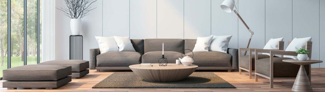 Sofa und Sessel richtig kombinieren und aufstellen