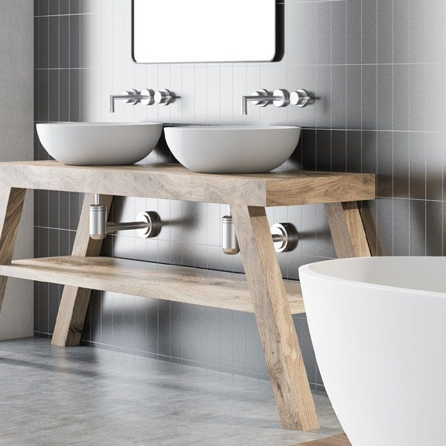 Badezimmer perfekt einrichten: Tipps zur Planung - wohnparc.de