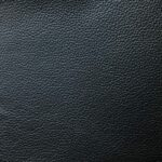 Lederbezug E-Soft in der Farbe Black