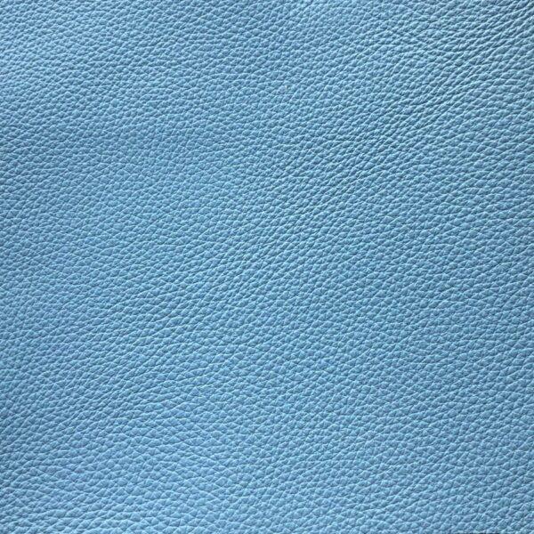 Lederbezug E-Soft in der Farbe Blue