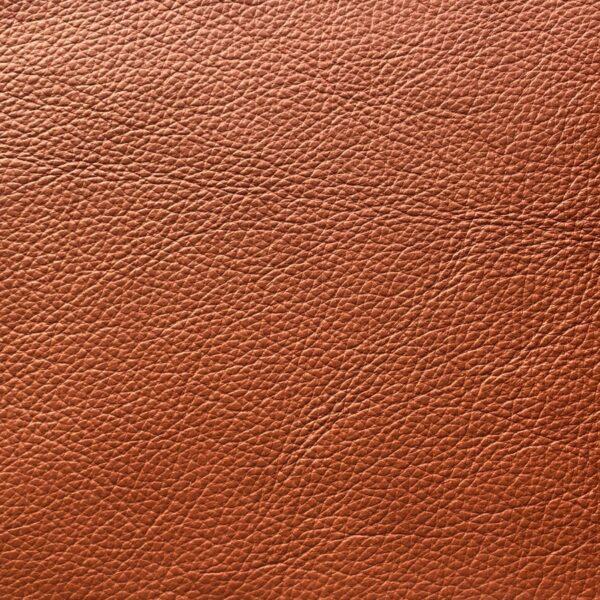 Lederbezug E-Soft in der Farbe Cognac