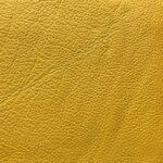 Lederbezug E-Soft in der Farbe Curry