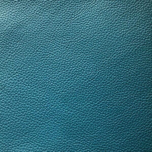 Lederbezug E-Soft in der Farbe Petrol