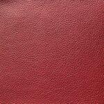 Lederbezug E-Soft in der Farbe Rubin